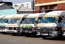 Zimbabwe public transport operators
