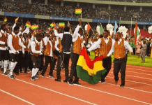 Ghana gears up for a successful All Africa Games in 2023