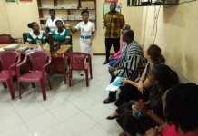DFID Visit