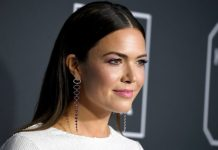 Mandy Moore opened up about her relationship with Ryan Adams during a recent podcast appearance. (Frazer Harrison / Getty Images)
