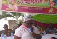 Right Reverend Dr. Ellen Dua-Agyemang