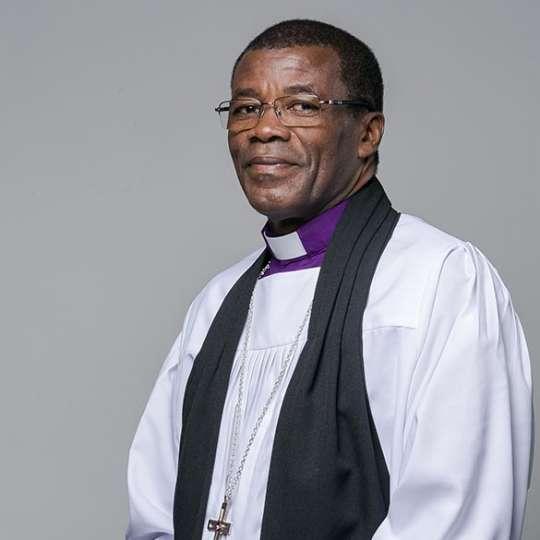 Bishop Gordon Kisseih