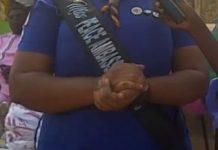United Nations Youth Peace Ambassador of Ghana 2018, Miss Ruth Afoko