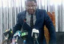 Mr Albert Boakye Okyere Mce