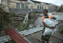 Cyclone Idai victim
