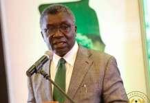 Professor Kwabena Frimpong Boateng