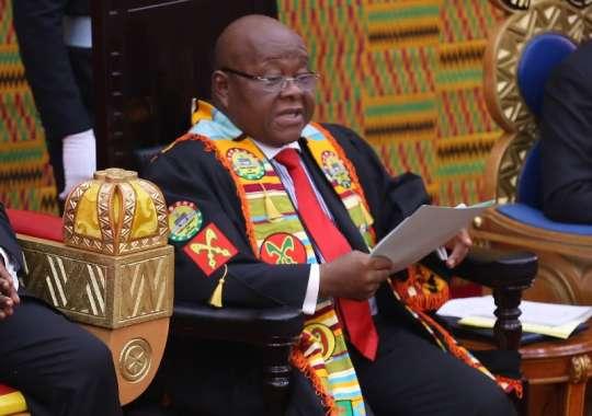 Professor Aaron Mike Oquaye