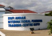 Kofi Annan International Peacekeeping Training Centre (KAIPTC)