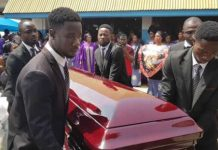 Slain Tema Port Public Relations Manager laid to rest.
