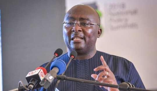 Vice President Dr Bawumia