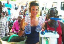Water Filter Outreach Work Ghana