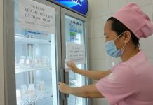First Breast Milk Bank In The South Of Vietnam