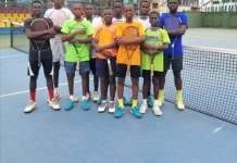 Ghana Tennis Youth