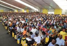 A Cross Section Of Shareholders At The Agm