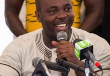Mr Isaac Kwame Asiamah