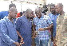 Ghana Standards Authority Sensitises Vulcanisers On Tyre Pressure Gauges Verification