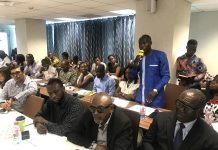 Stakeholders Attend Forum
