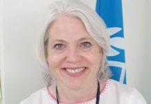 FAO Deputy Regional Representative for Africa, Jocelyn Brown Hall