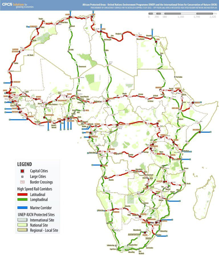 AU-High-Speed-Rail-NetworK