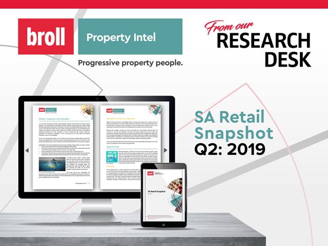 Broll Intel -SA Retail Snapshot Q2-2019