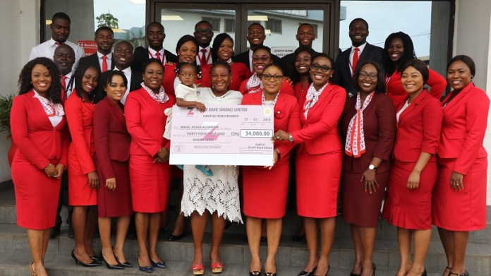 Little Mabel and Zenith Bank