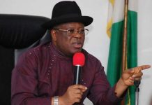 Governor David Nweze Umahi of Ebonyi State