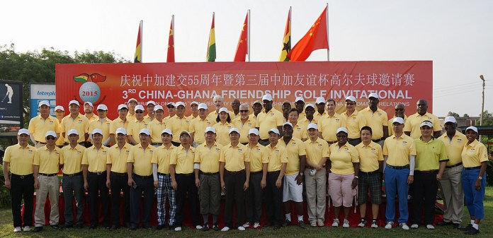 Ghana-China Friendship Invitational Golf Championship