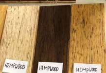 Hemp hardwoods