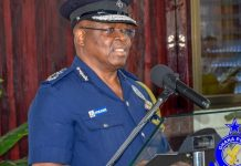 Inspector General of Police (IGP), Mr James Oppong-Boanuh