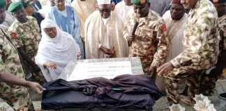 buratai commissions army univesity