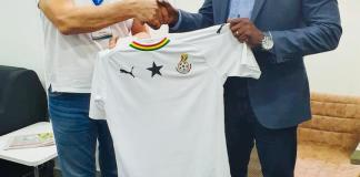 GFA receives high-powered delegation