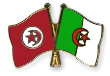 Tunisia and Algeria