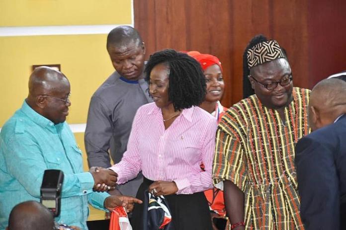 President Nana Akufo-Addo Congratulates Ghana Rugby