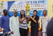 'AyɛHuOo' Women's FA Cup