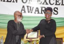 ceo honoured