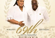 Ghanaians Eulogise First Lady As She Marks Th Birthday