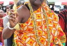 Nii Okwei Kinka Dowuona Vi Paramount Chief Of The Osu Traditional Area