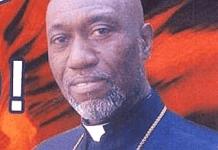 Social Pastor Arrest