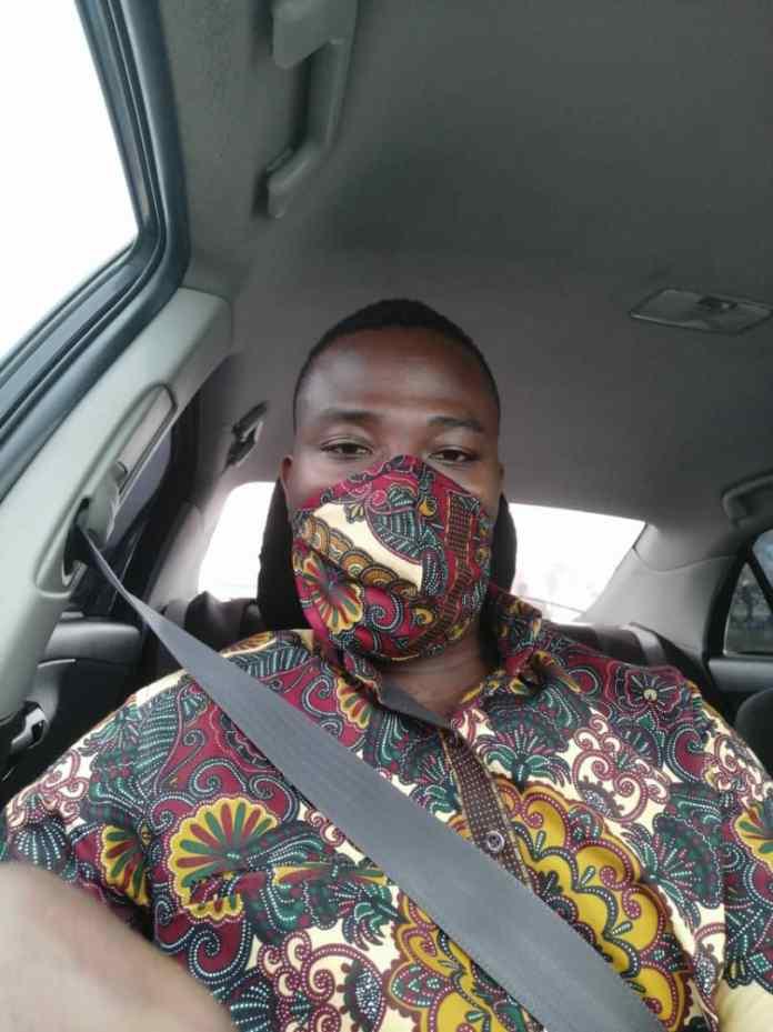 Elijah Nyamekye Amoako Cross Fashion House Ceo