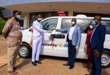Health Upsa Ambulance