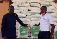 Kedan Company Donates Flour To Support Covid Fight
