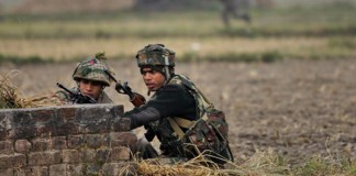 Militants Killed In Gunfights In Indian Controlled Kashmir