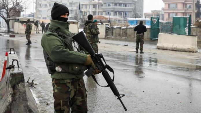 Motorcyclist Shoots Dead Local Employees Of Bagram S U S Military Base