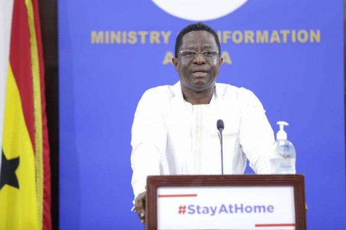 Mr John Peter Amewu