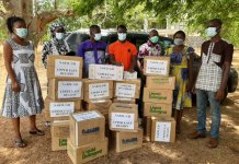 Narm Gh Takes Delivery Of Ppe For Members In Upper East