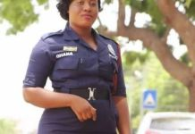 Policewoman Shot By Naval Officer In Tema Newtown