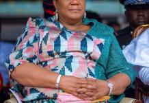 First Lady Mrs Rebecca Akufo Addo