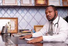 Dr. Sheik Amin Bonsu