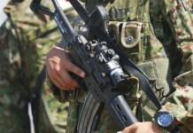 Japan Troops