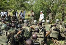 Rwanda Defense Forces